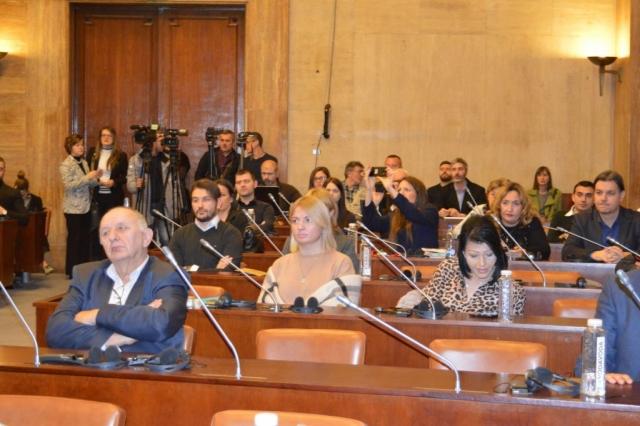 Градски већник за област финансија и привреде Сава Дојић изложио је Локални акциони план запошљавања за 2019. годину