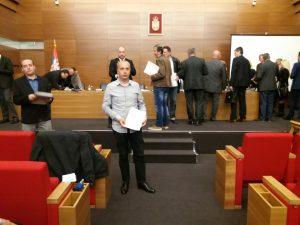 Далибор Форгић, градски већник за здравство и социјалну заштиту
