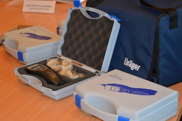 Нови алкометри за Одењење саобраћајне полиције ППУ Сомбор