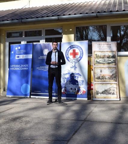 Заменик градоначелнице Антонио Ратковић
