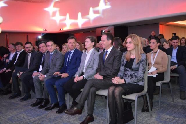 Градоначелница Сомбора Душанка Голубовић присуствовала је у Београду представљању Јединственог информационог система локалне пореске администрације