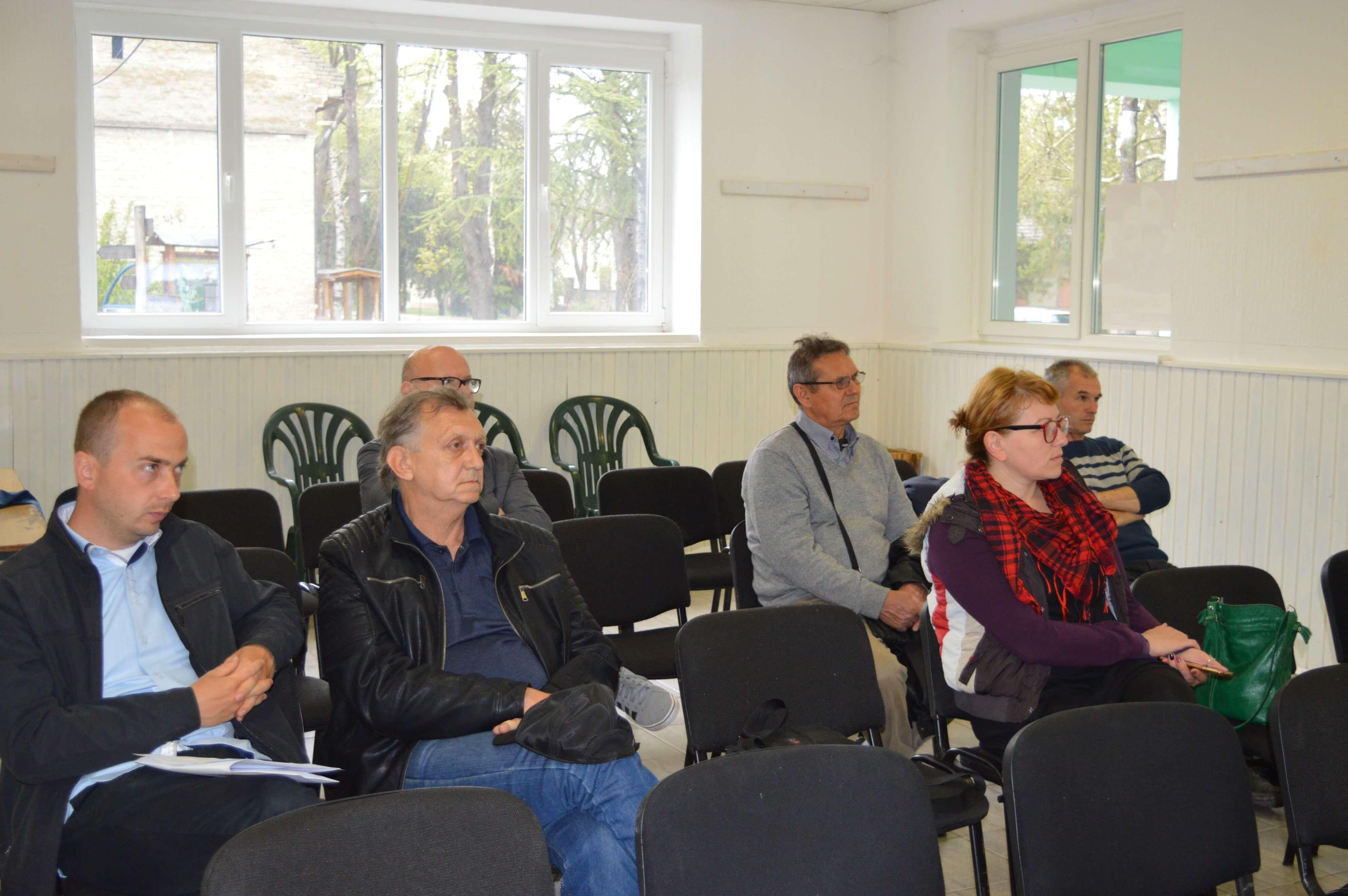 Велико интересовање грађана за састанак са градоначелницом