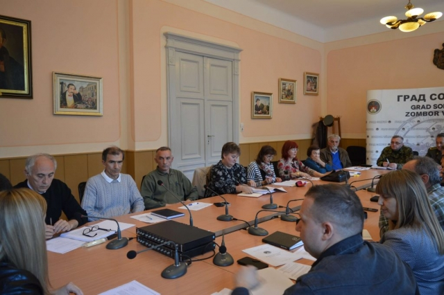Редовна седница Штаба за ванредне ситуације града Сомбора