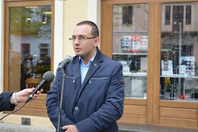 XI Међународни фестивал цвећа отворио Иван Шимунов помоћник градоначелнице