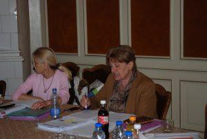 Испред Градске управе града Сомбора у Радни тим је именована Невена Росић