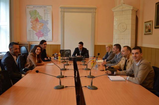 Обележавању првог рођендана присуствовала градоначелница Душанка Голубовић