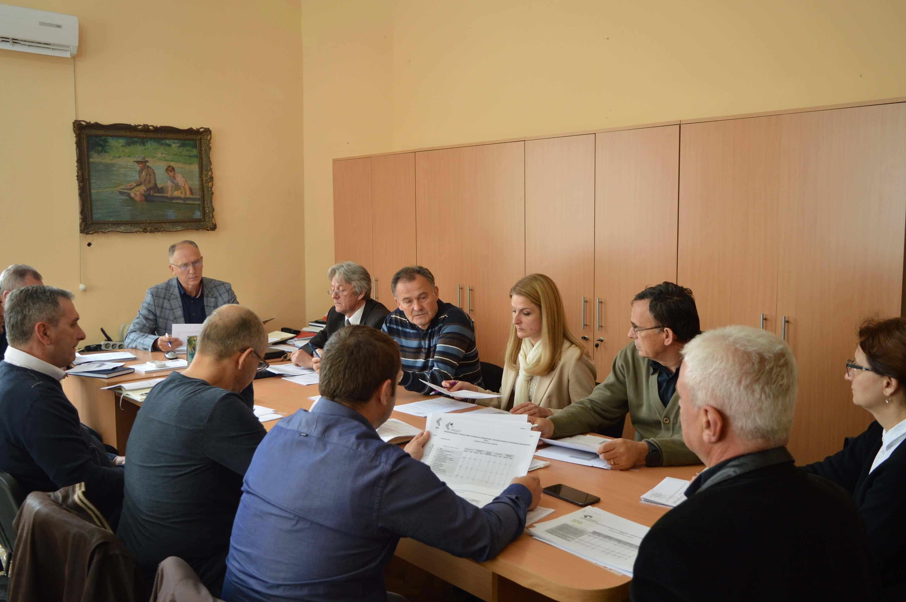 17. седница Привредног савета града Сомбора