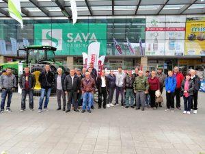Пољопривредни произвођачи из Сомбора на сајму пољопривреде у Новом Саду