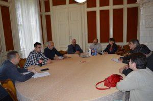 Састанку присуствовали представници свих Јавних комуналних предузећа са територије града Сомбора