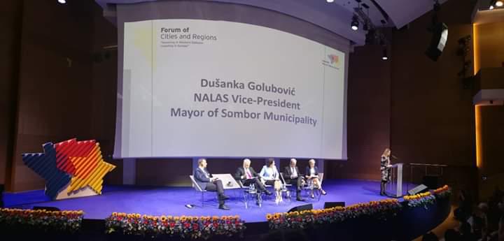 """Форум градова и региона """"Инвестирање у Западни Балкан – Инвестирање у Европу"""" одржан у Жешову, у Пољској"""