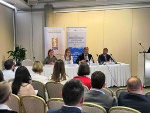 """Na predstavljanju godišnjeg """"Izveštaja Evropske komisije (EK) o Srbiji 2019."""""""
