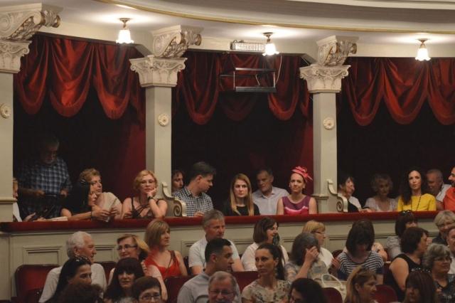 Градоначелница Сомбора Душанка Голубовић са сарадницима на отварању