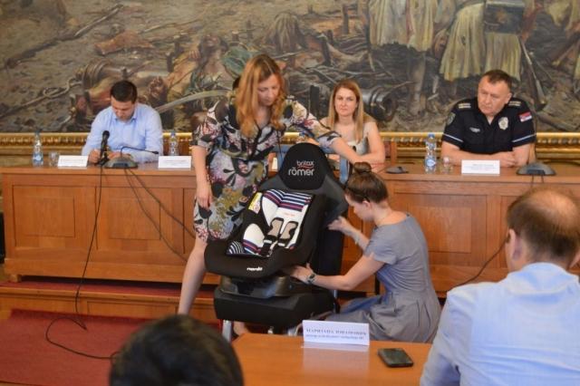 Ljiljana Tica polaganjem zakletve imenovana za predsednicu Skupštine grada Sombora