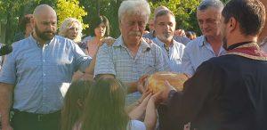 Mesna zajednica Crvenka proslavila krsnu slavu Vidovdan