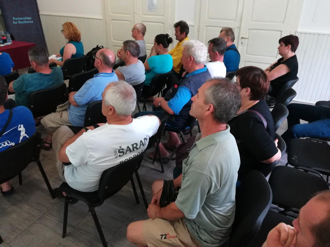 Презентација о употреби обновљивих извора енергије у Дому културе у Бачком Моноштору