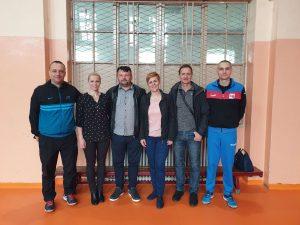Представници Сомбора, Тења и Тузле договорили се о наставку сарадње на организовању турнира за одбојкашице