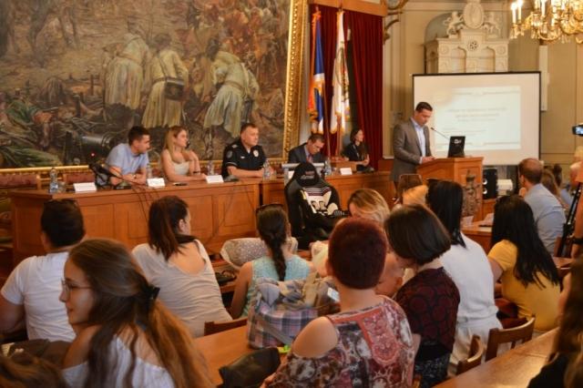 Бранко Стаматовић, начелник Одељења за локалну самоуправу Агенције за безбедност саобраћаја изнео статистичке податке