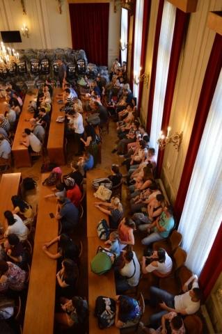 Најлепша слика из скупштинске сале