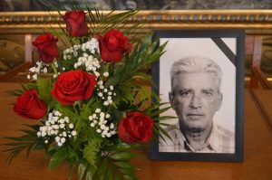 13.07.2019. у 68. години након краће болести преминуо је Милан Ракас, потпредседник ГО СПС Сомбор