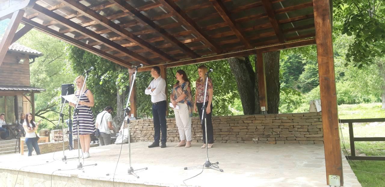Отварање 4. међународне Ткачке колоније у Пироту