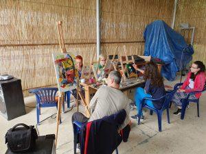 Учествовало је укупно 55-оро деце и младих из Сомбора и околине