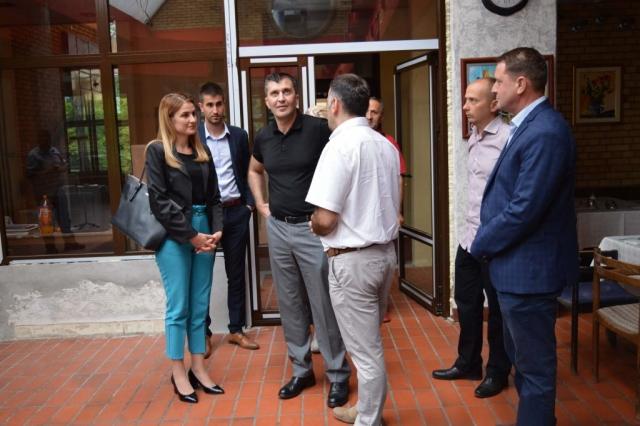 Брига према најстаријима један је од приоритета, како за Министарство и Владу Републике Србије, тако и за Град Сомбор