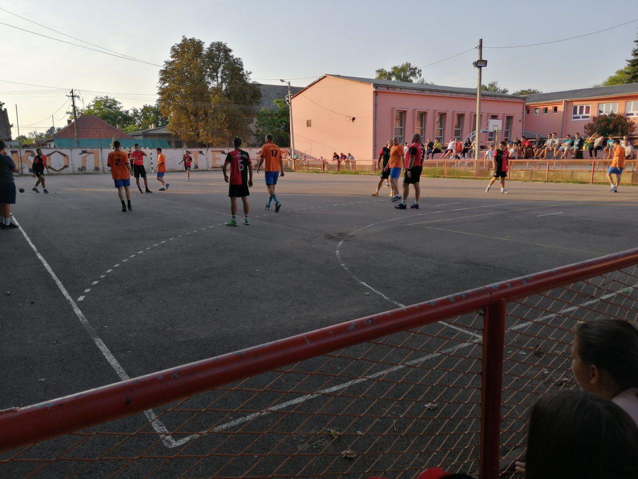 Спортски програм поводом прославе Велике Госпојине у Кљајићеву