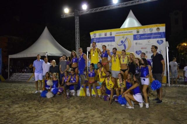 Сомборским турниром завршено првенство Србије у одбојци на песку