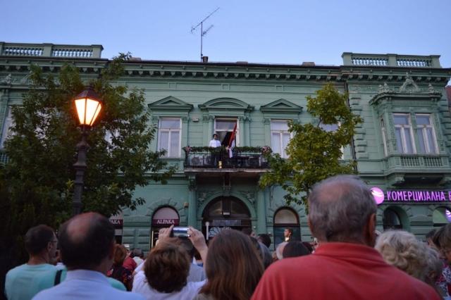 Фестивал је организован под покровитељством Града Сомбора