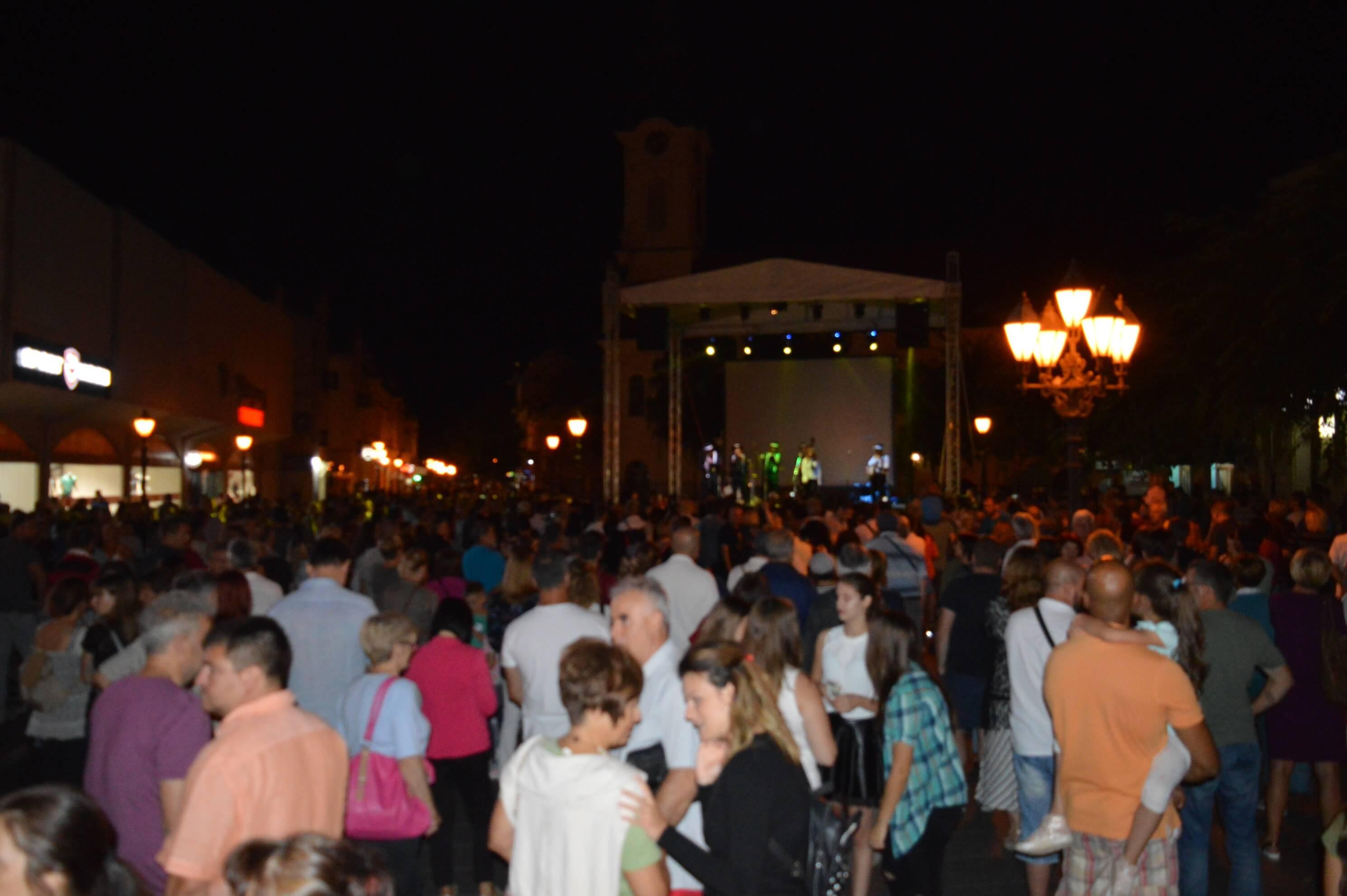 Први Фестивал уличних свирача у Сомбору