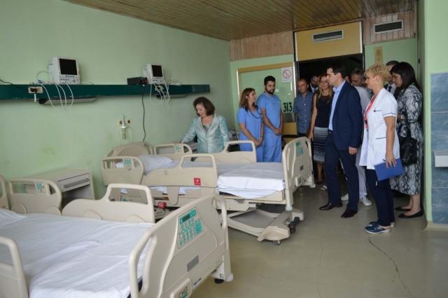 Обилазак Опште болнице