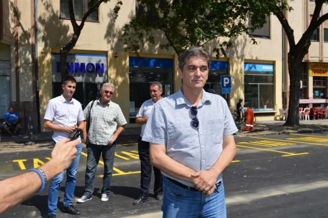 """Директор ЈКП """"Простор"""" Горан Нонковић рекао је да је ово дестинација која је захтевала реконструкцију озбиљног карактера"""