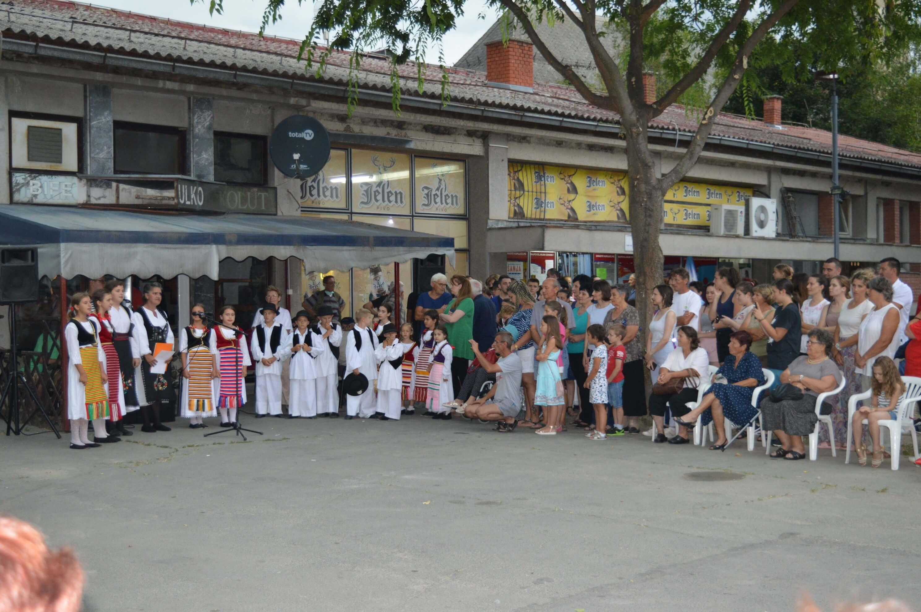 Прослава славе села у Колуту