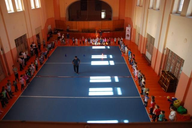 """""""Sportić"""" su aktivnosti prilagođene deci predškolskog uzrasta"""