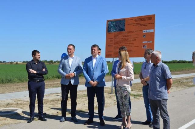 Више од два милиона евра уложено је у изградњу и инфраструктурно опремање Индустријске зоне града Сомбора