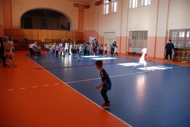 """Vežbanje u Sportskom centru """"Soko"""""""