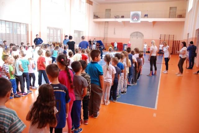 Sportske aktivnosti za uzrast od 5 do 6 godina