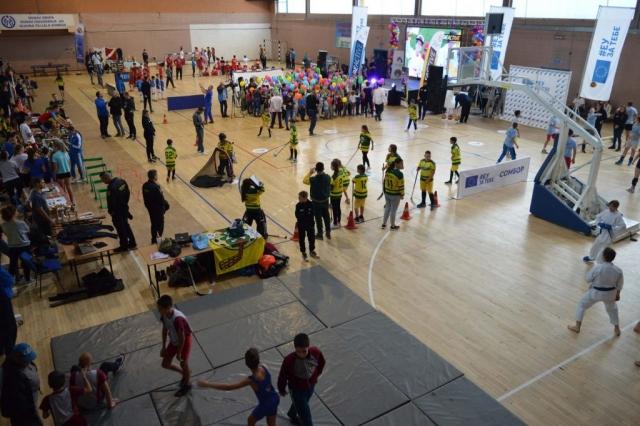 Сомбор је један од 8 градова у Србији који учествује у спортским активностима