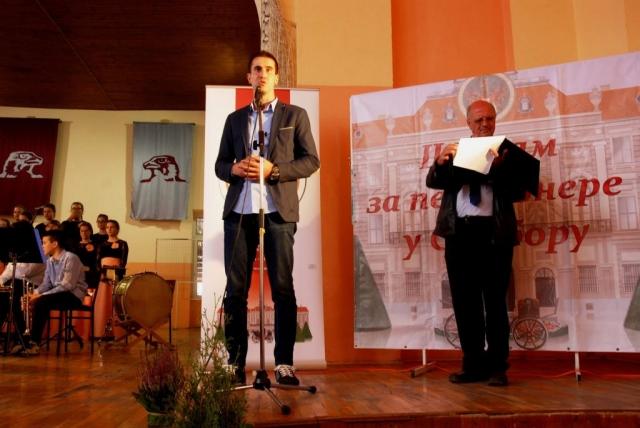 Други Сајам пензионера у Сомбору, отворио заменик градоначелнице Антонио Ратковић