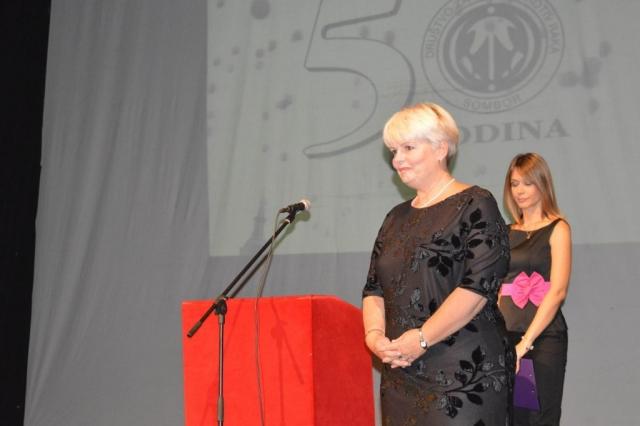 Додељене су три једногодишње стипендије за три ученика, а то су Андреј Кукурузар, Марија Ћирић и Ленка Настасић