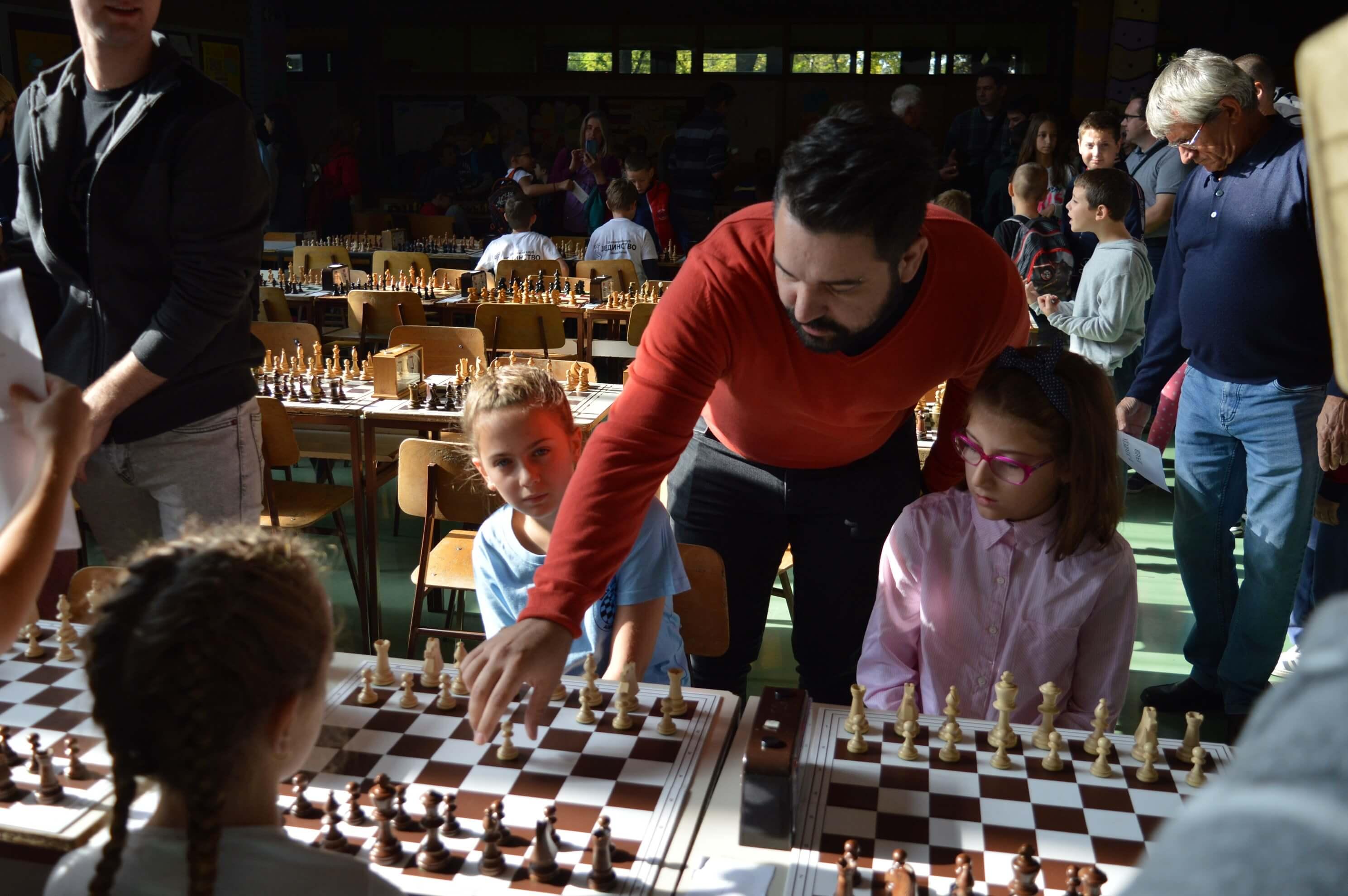 """Турнир у шаху """"Дечија шаховска недеља"""""""