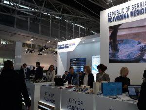 Сомбор међу осам градова из Србије који су представљени на сајму инвестиција у Минхену