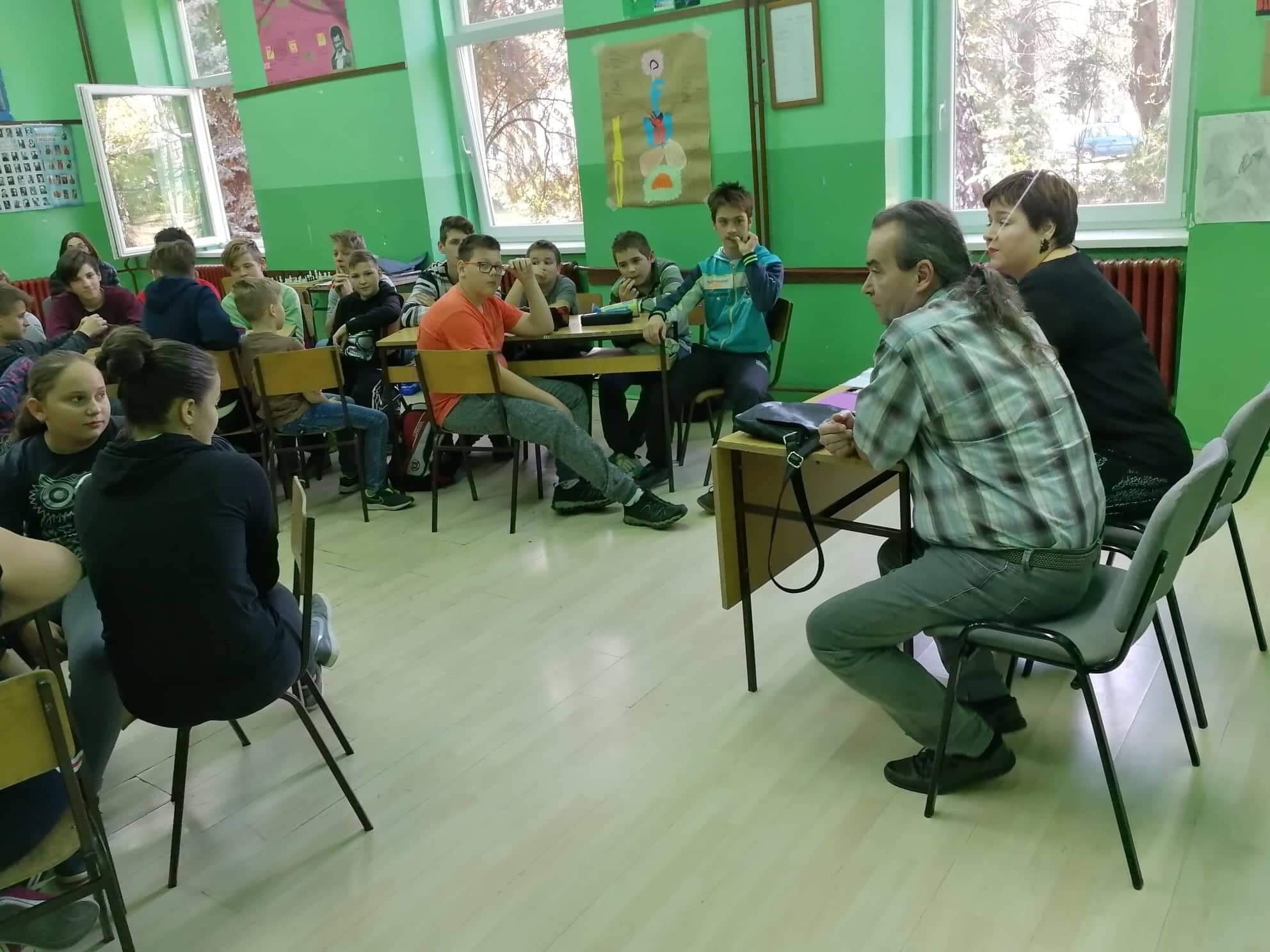 """""""Град Сомбор ће наставити да подржава рад Друштва за борбу против рака"""" истакао је заменик градоначелнице Антонио Ратковић"""