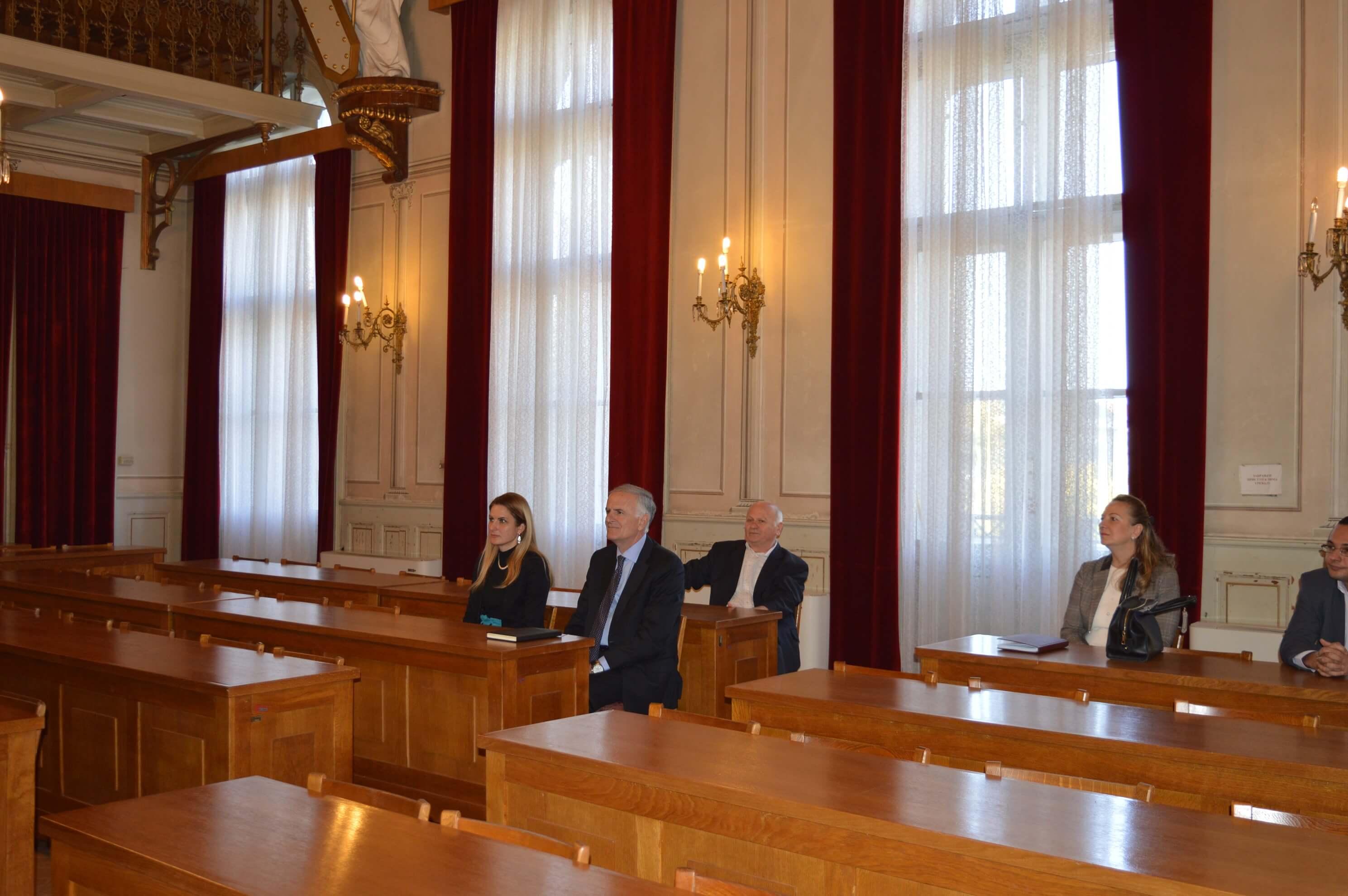 Локалне власти као најближе грађанима, представљају ниво јавне управе задужен за локализацију спровођења циљева одрживог развоја истакла градоначелница Сомбора