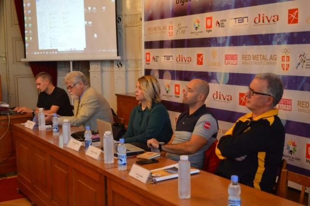 Предавачи на 2. међународном семинару  инклузивног џудоа