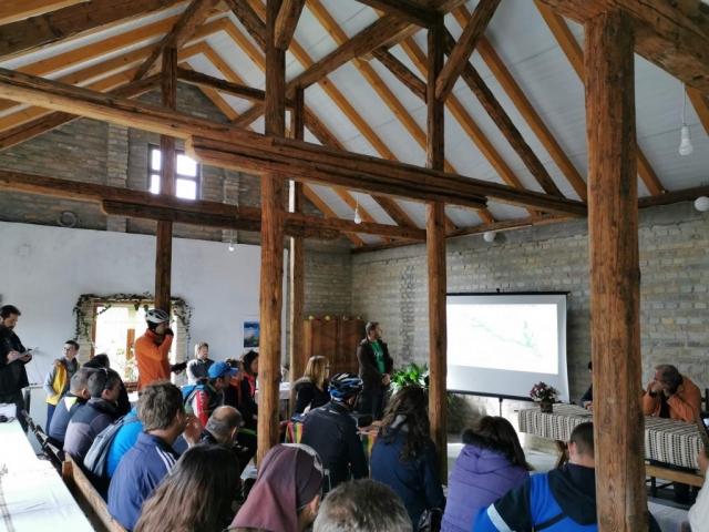 """Шеф Одсека за локални економски развој Михаел Плац представио је Пројекат """"Amazon of Europe Bike Trail- Бициклистичка рута Европски Амазон"""""""