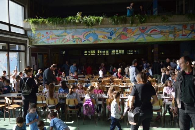 Шаховски турнир за децу одржан осми пут у Алекса Шантићу