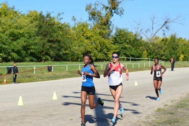 Трка сениорки на 3000 метара
