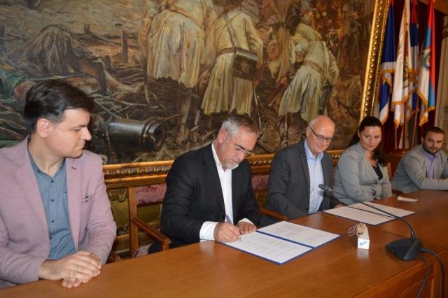 Potpisan Sporazum o saradnji između fondacije Centralnog muzeja Podunavskih Švaba iz Ulma i Gradskog muzeja Sombor