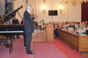 "Povodom dana Kulturnog centra ""Laza Kostić"" upriličen koncert violiniste Jovana Kolundžije"